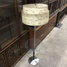 Floor Lamp with Shelf #ORA