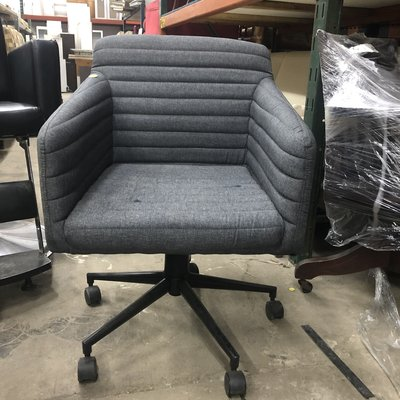 Modern Upholstered Office Chair #YEL