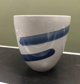 Designer Ceramic Cachepot #GRE