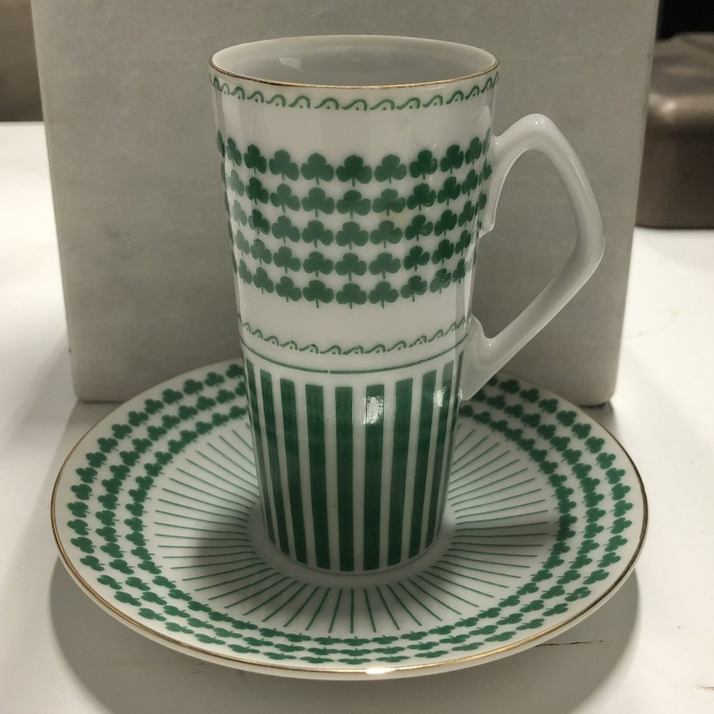 Vintage Neiman-Marcus Irish Coffee Set