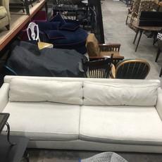 White Modern Sofa