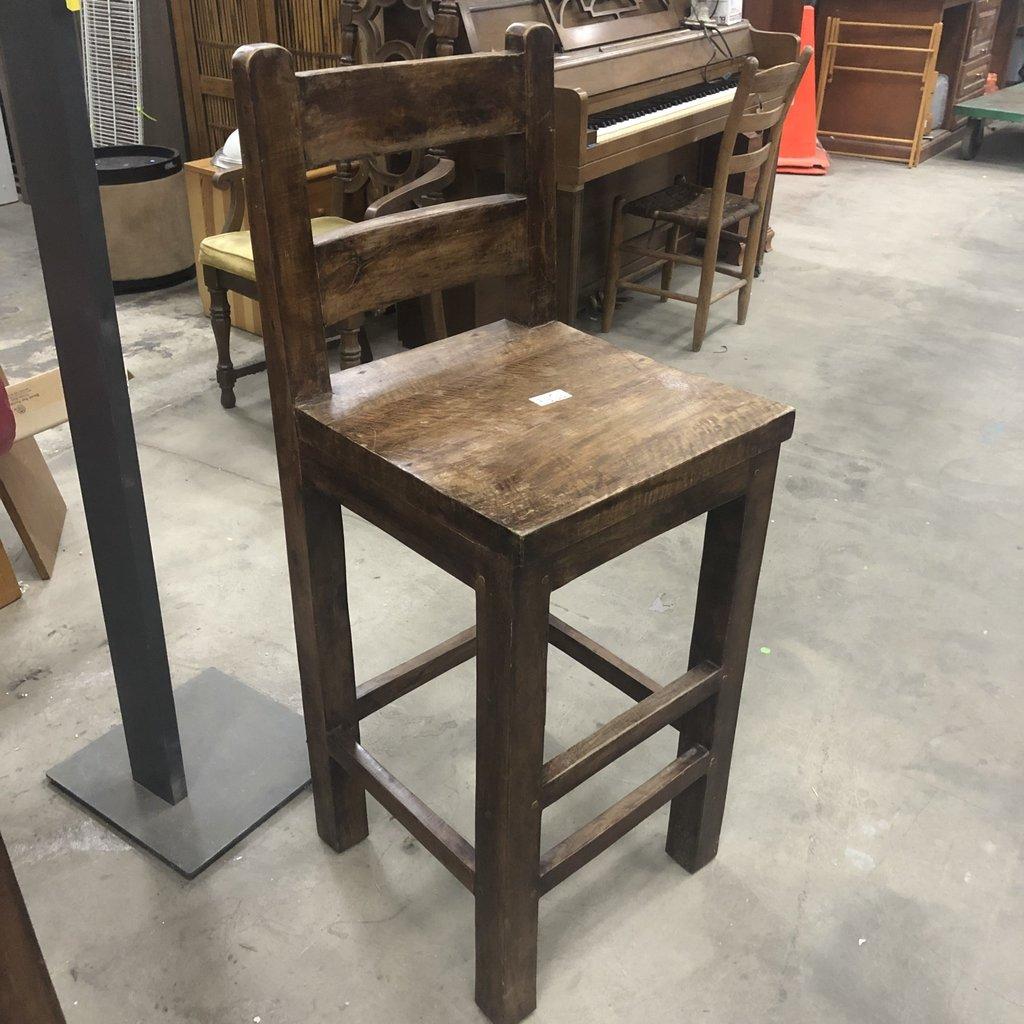 Rustic Viking Bar stools