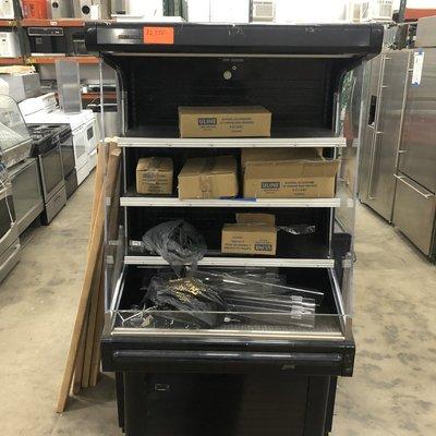 Hussmann Commercial Merchandise Cooler