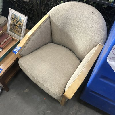 Art Deco Lounge Chair
