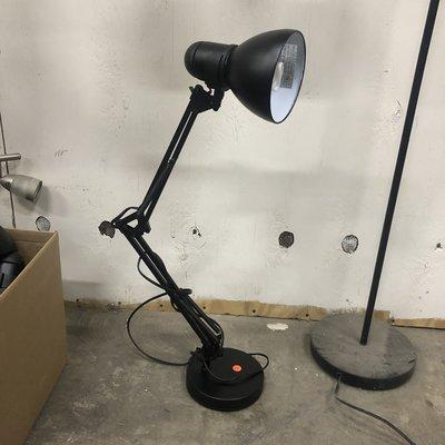 Black Desk Lamp