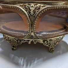 Brass Jewelry Casket