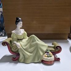 Royal Doulton English Porcelain Figurine