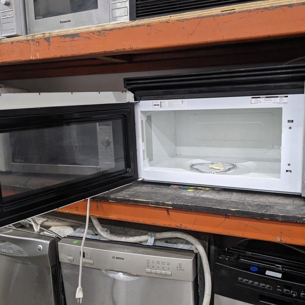 Ikea 1.6 Cubic Foot Microwave