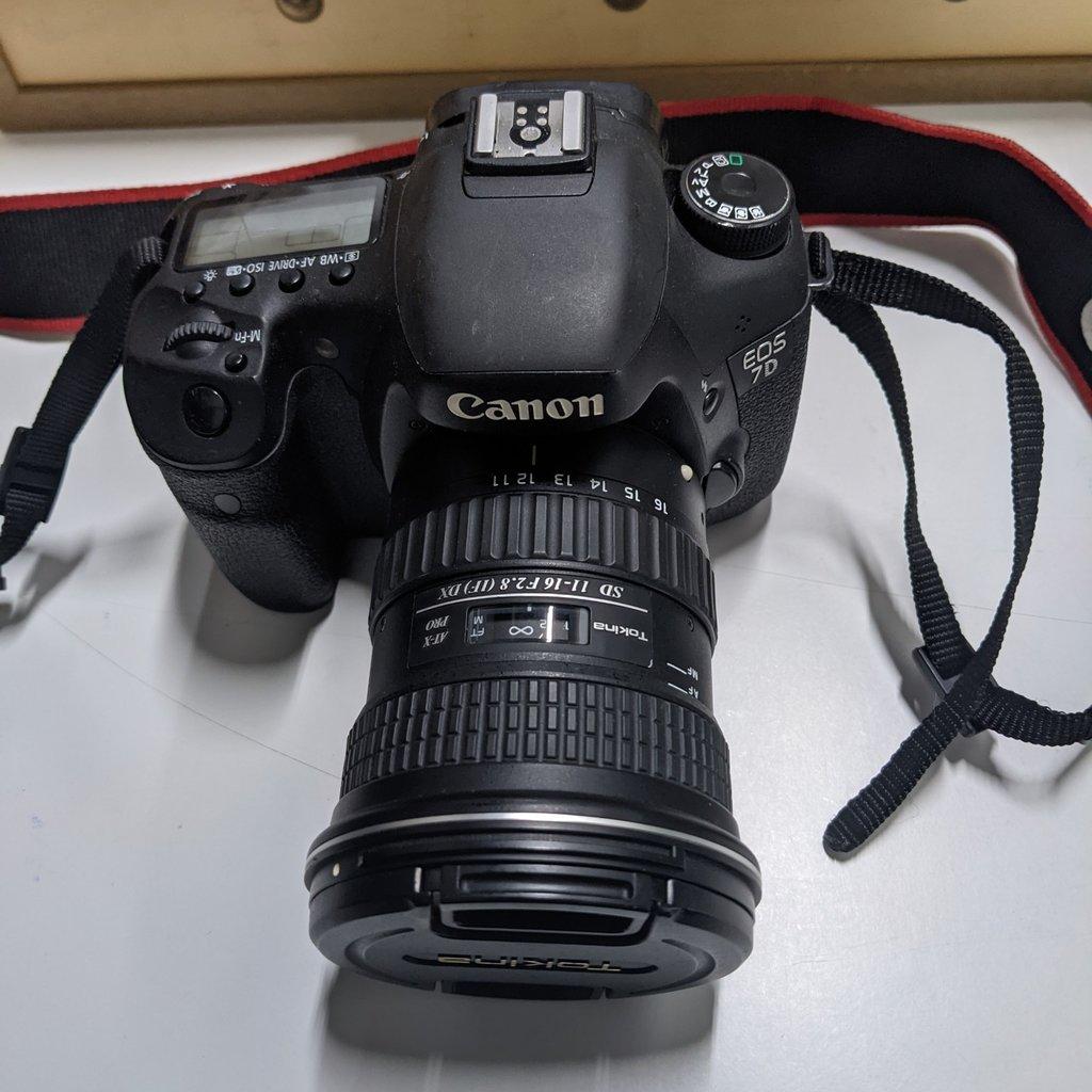 Canon EOS 7D - Digital camera