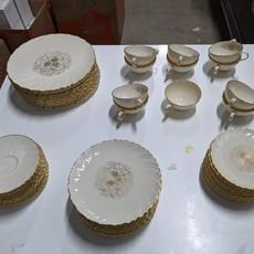 Lenox 'Orleans' Dinnerware Set, 59 pcs