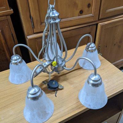 Hanging Chandelier Lamp