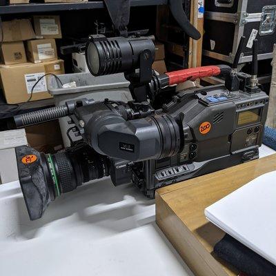 "Sony DNW-9WS Professional 2/3"" 16:9 Betacam"