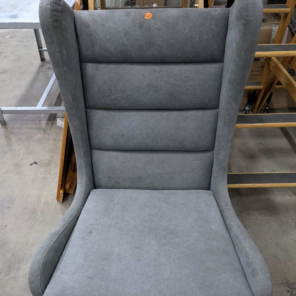 Modern Grey Office Chair