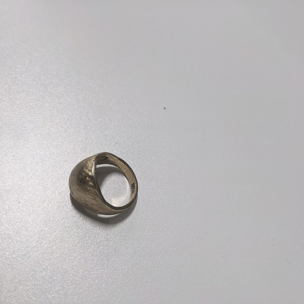 10K Brass Ring
