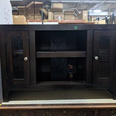 Small Media Cabinet