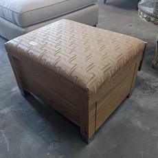 Contemporary Ottoman w/ Storage