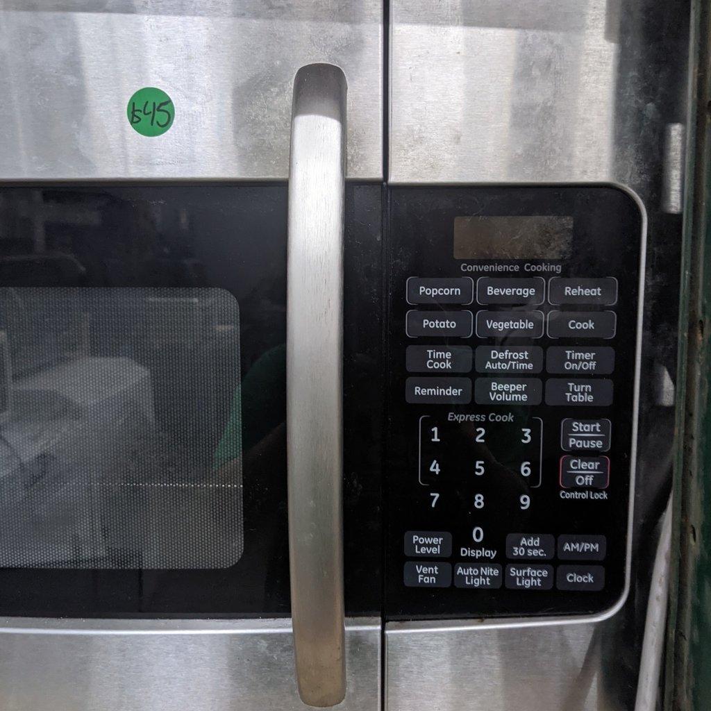 GE Microwave