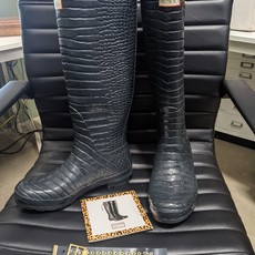 Jimmy Choo Hunter Rain Boots