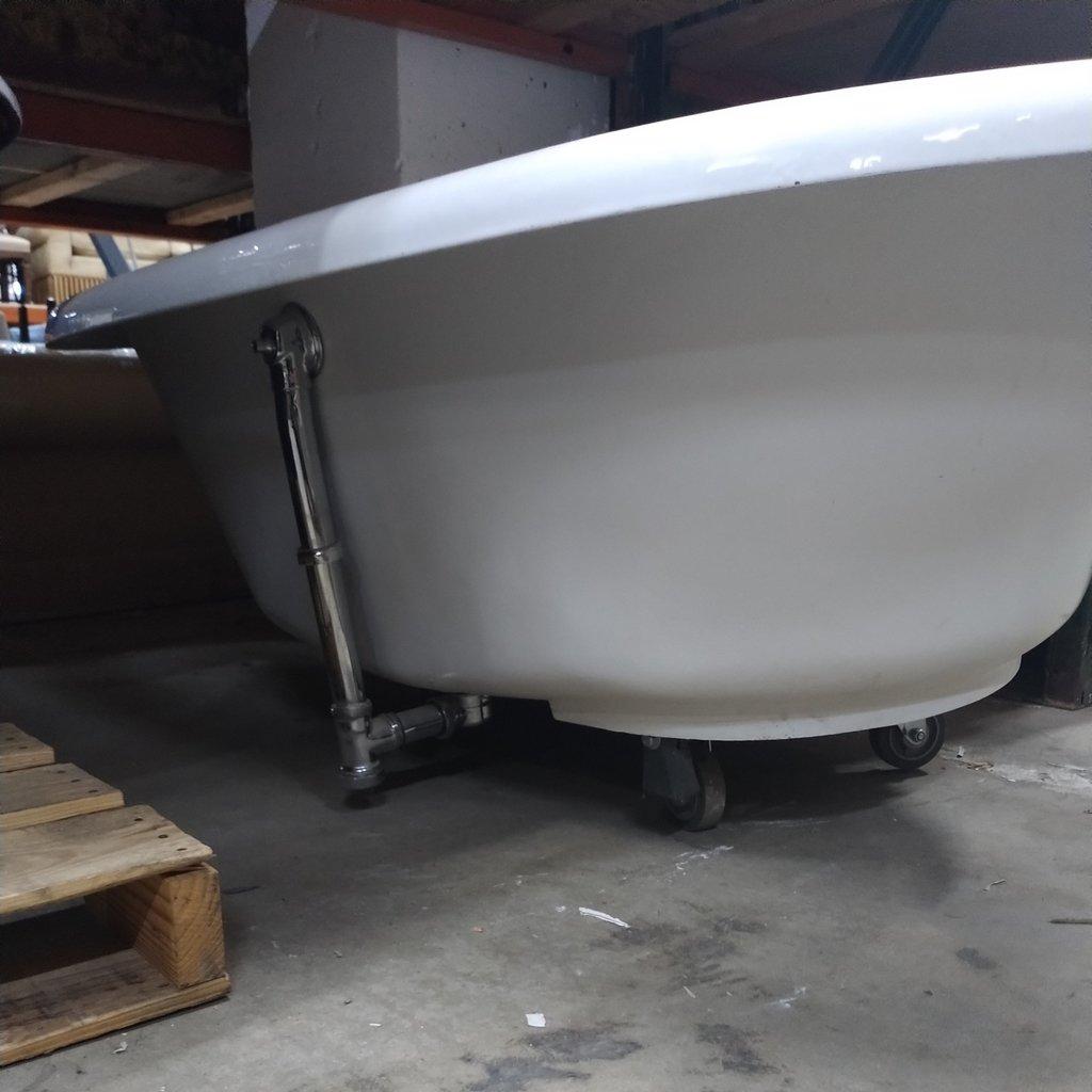 Kohler Cast Iron Soaker