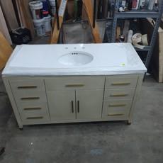 Restoration Hardware Vanity