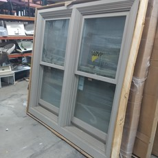 Like New Marvin Ultimate Double Hung Windows