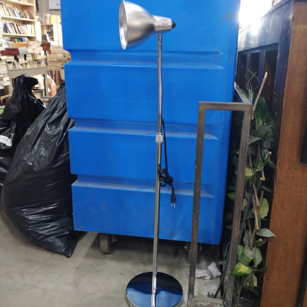 Stationary Examination Floor Lamp