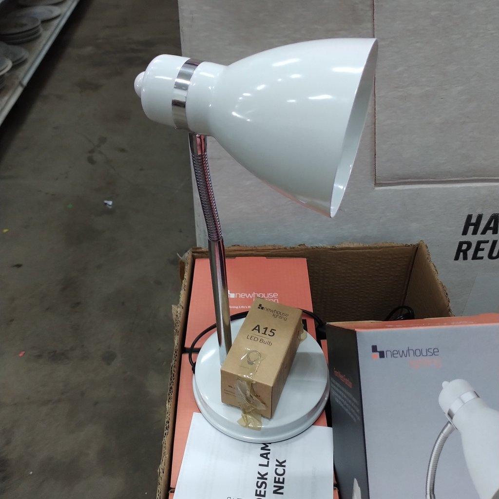New house Lighting White Desk Lamp