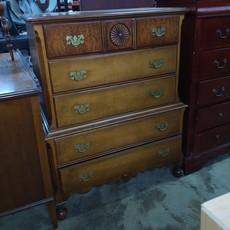 Highboy Dresser By Berkey And Gay