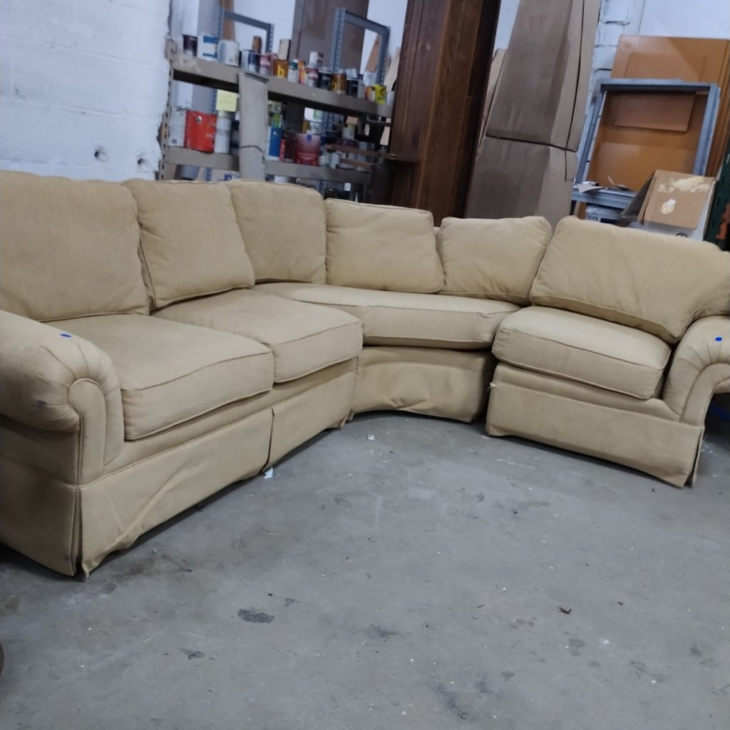 Lightly Used Kravet 3-Piece Sectional