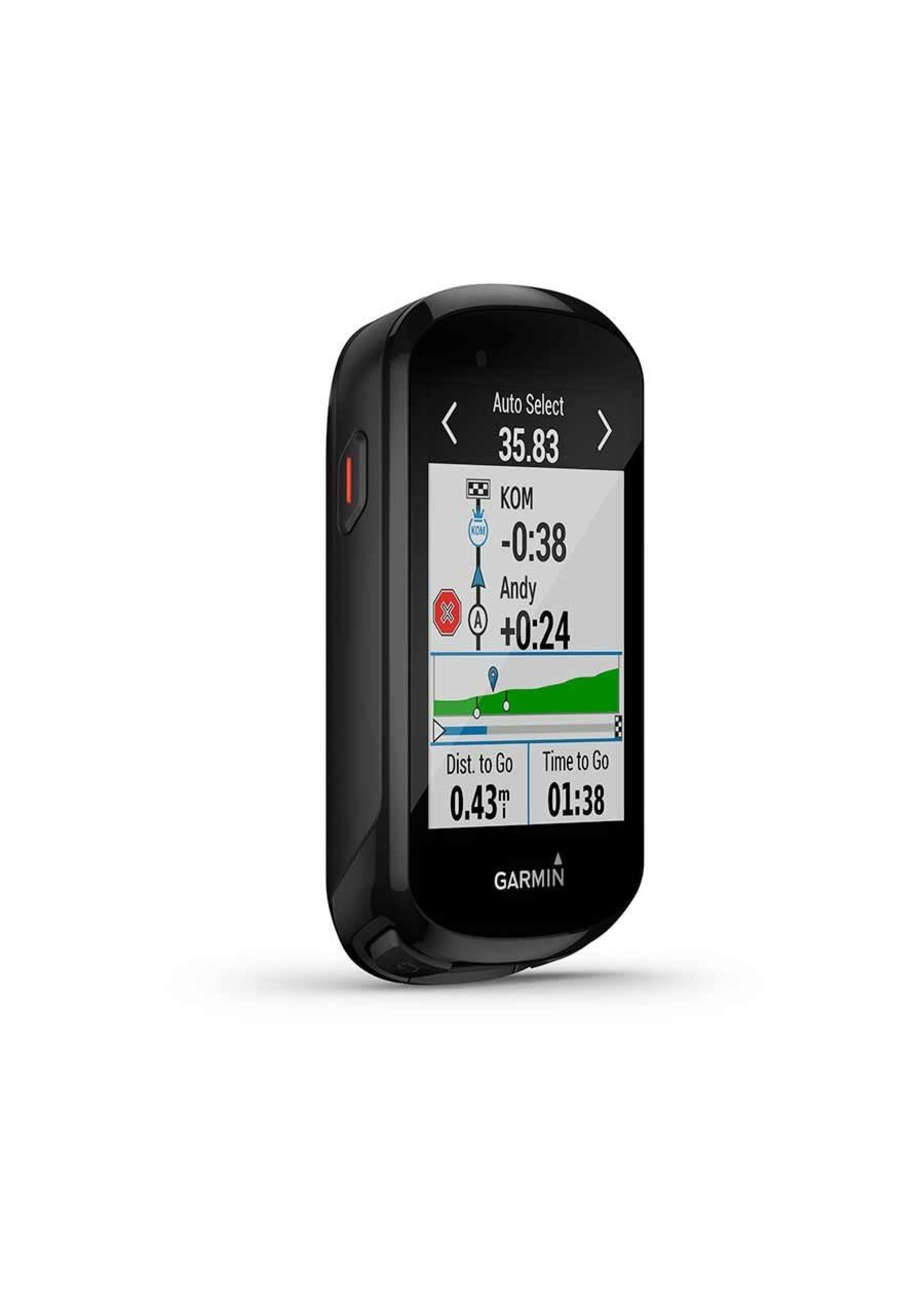 Garmin Garmin, Edge 830, Cyclometre, GPS: Oui, Cardio: En option, Cadence: Optionnelle, Noir, 010-02061-00