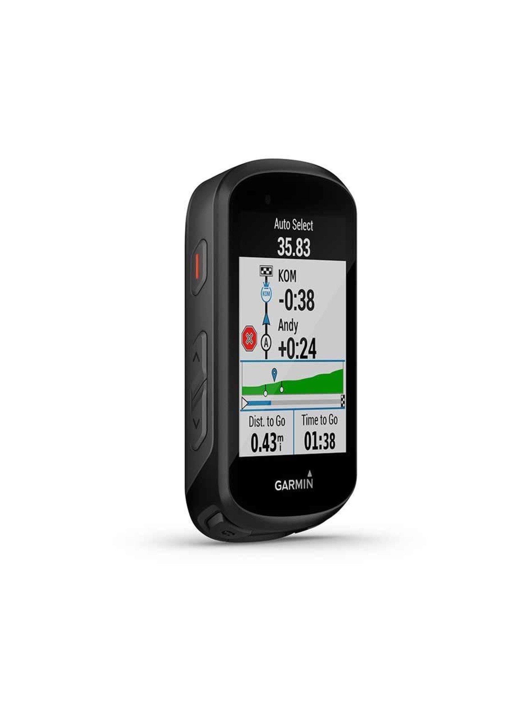Garmin Garmin, Edge 530, Cyclometer, GPS: Oui, Cardio: Option pace, Black, 010-02060-00