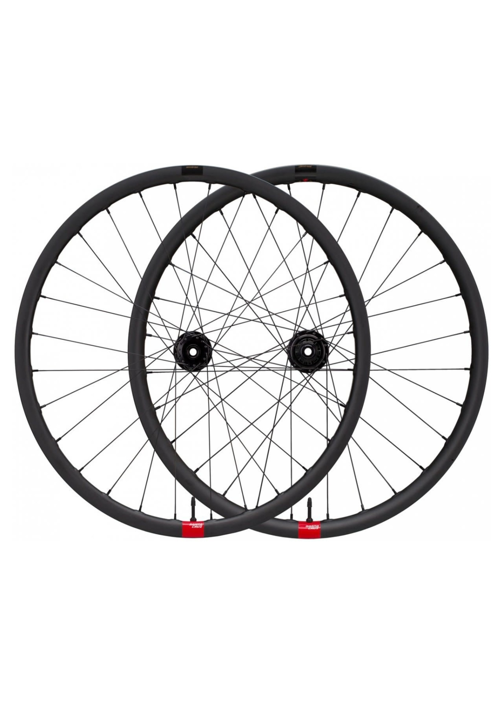 Santa Cruz Bicycles RESERVE 27.5 27 XD WHEELS, tires included