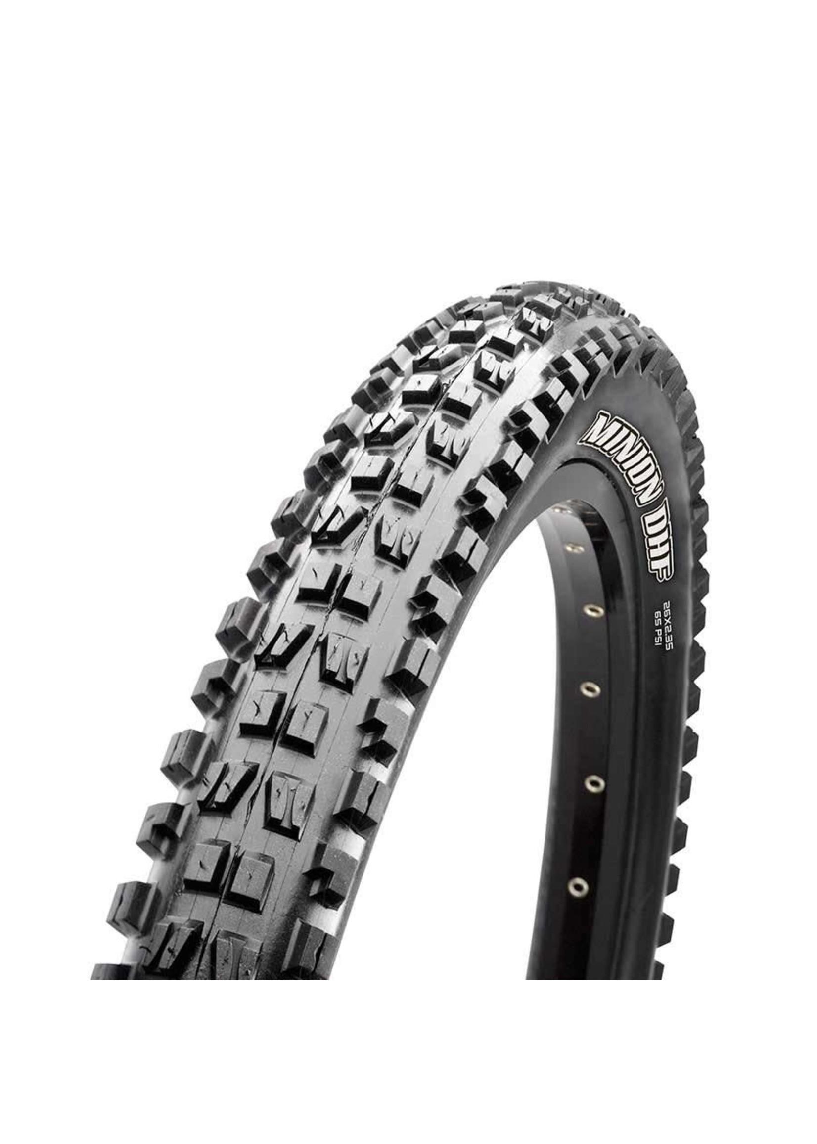 Maxxis Maxxis, Minion DHF, Tire, 27.5''x2.30, Pliable, Tubeless Ready, 3C Maxx Terra, EXO, 60TPI, Black