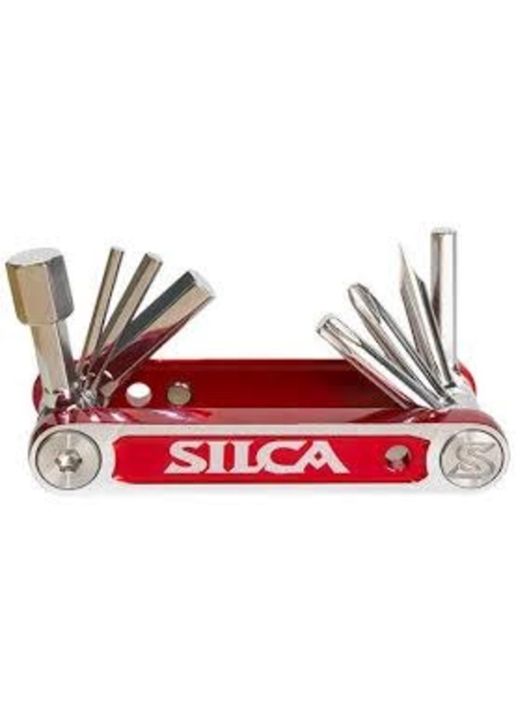 silca SILCA ITALIAN ARMY KNIFE - NOVE