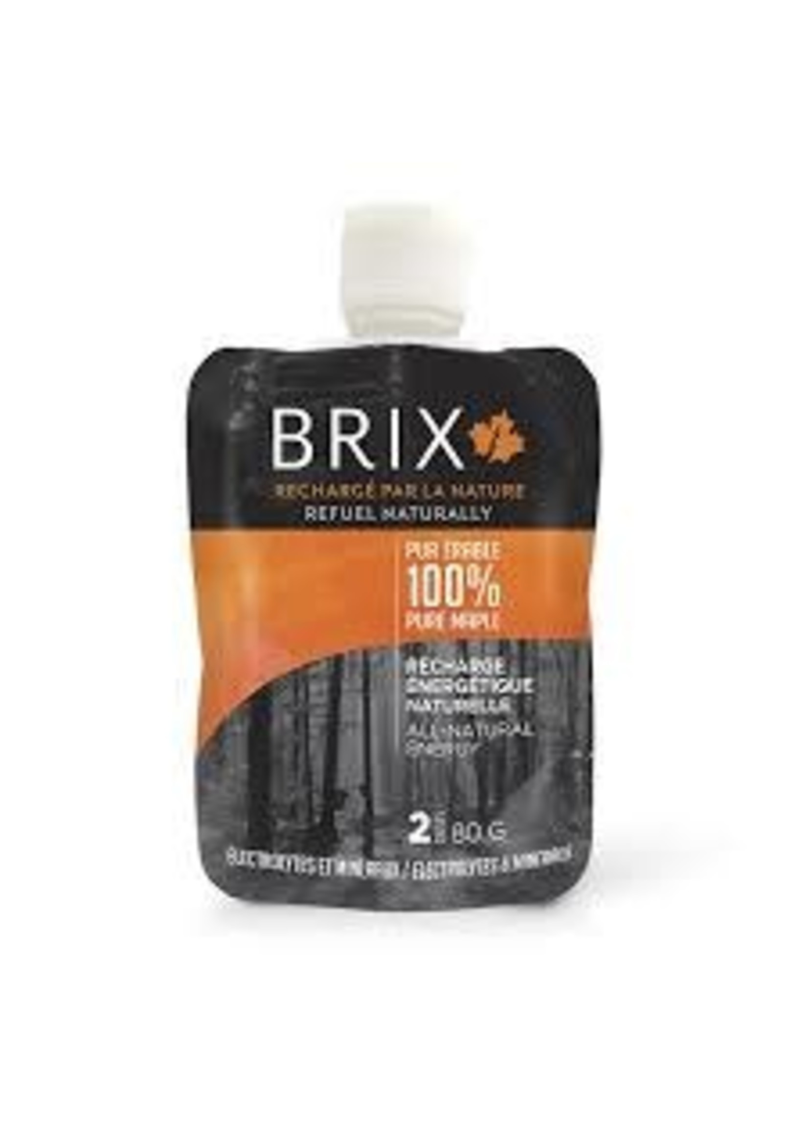 BRIX BRIX Syrop D'Érable, 80g single