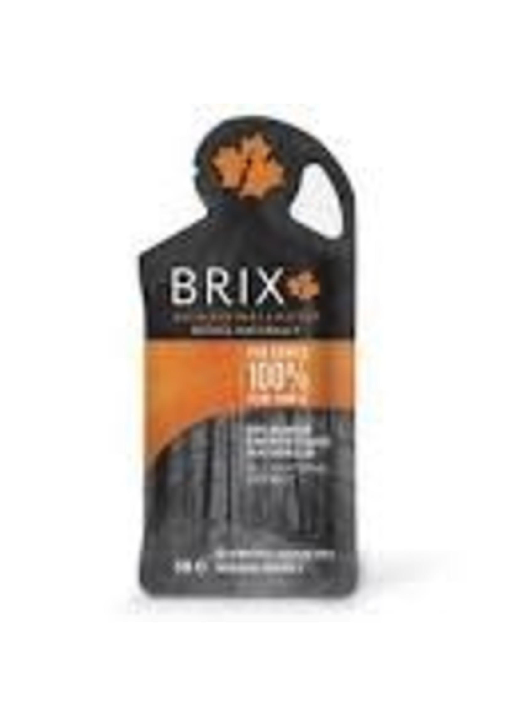 BRIX Brix Syrop D'érable 38g single
