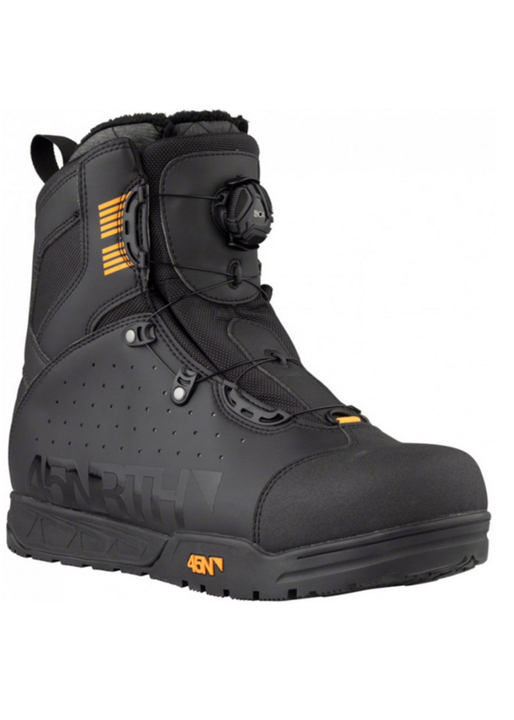 45NORTH 45North Wolvhammer Boot BLK