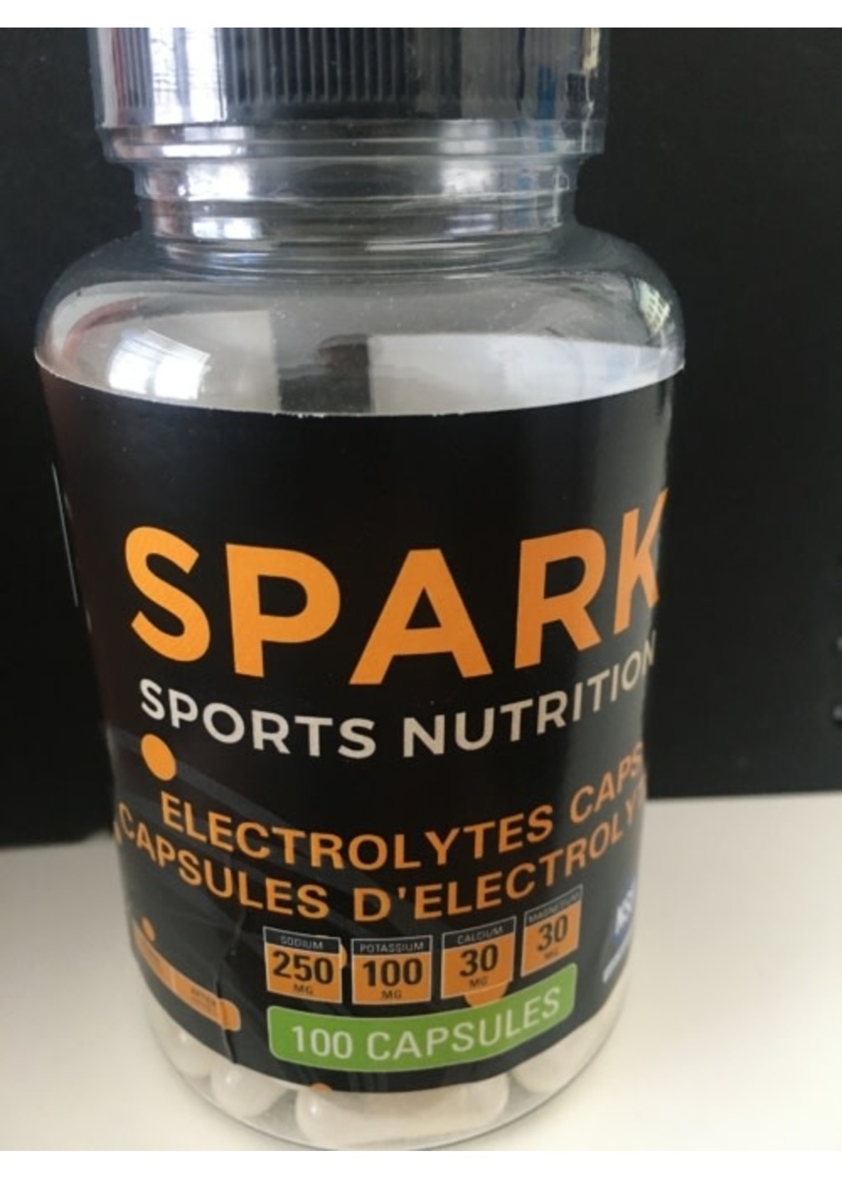 spark Spark Electrolytes Capsules - 100 caps