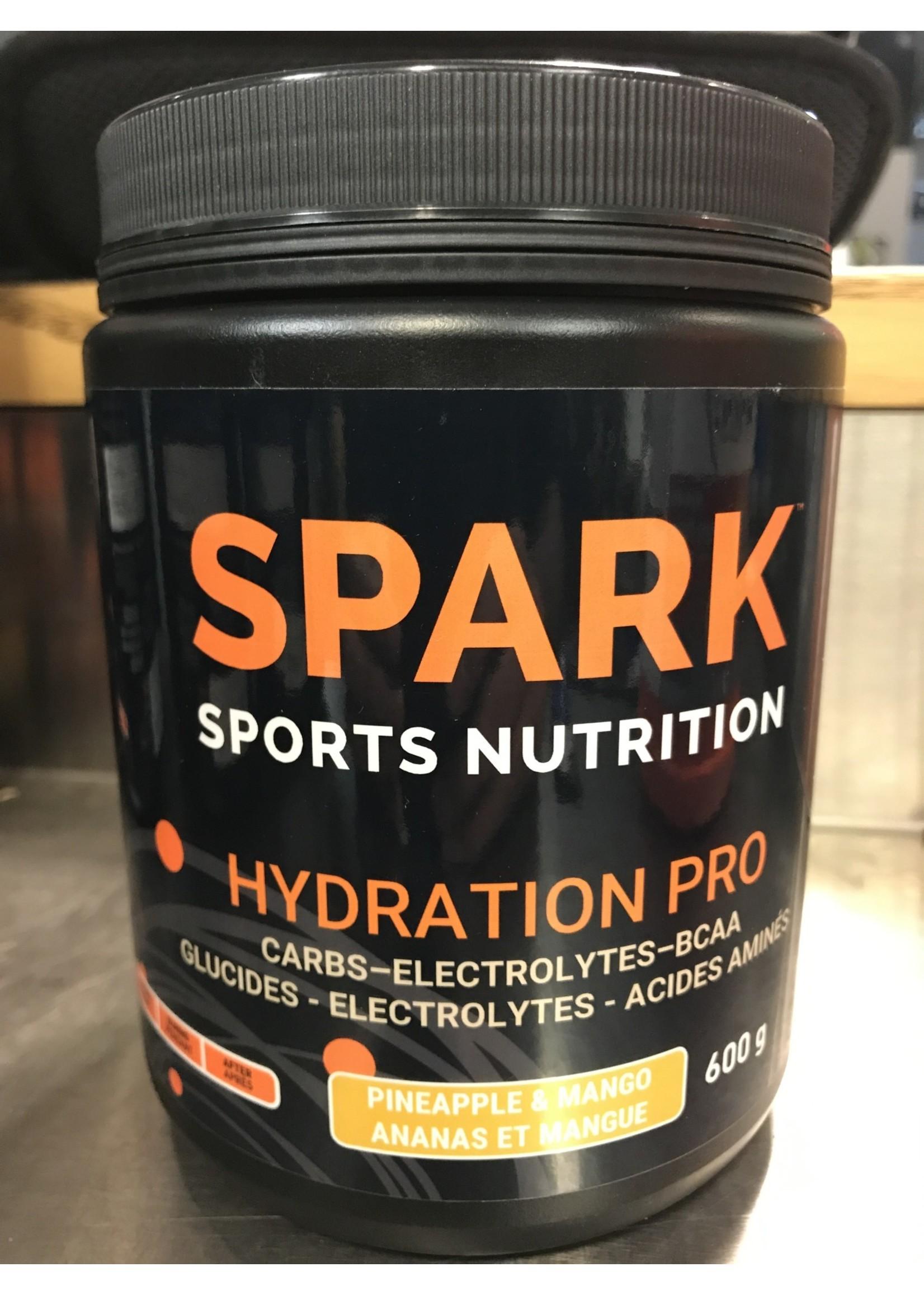 spark Spark Nutrition Electrolytes 600gr