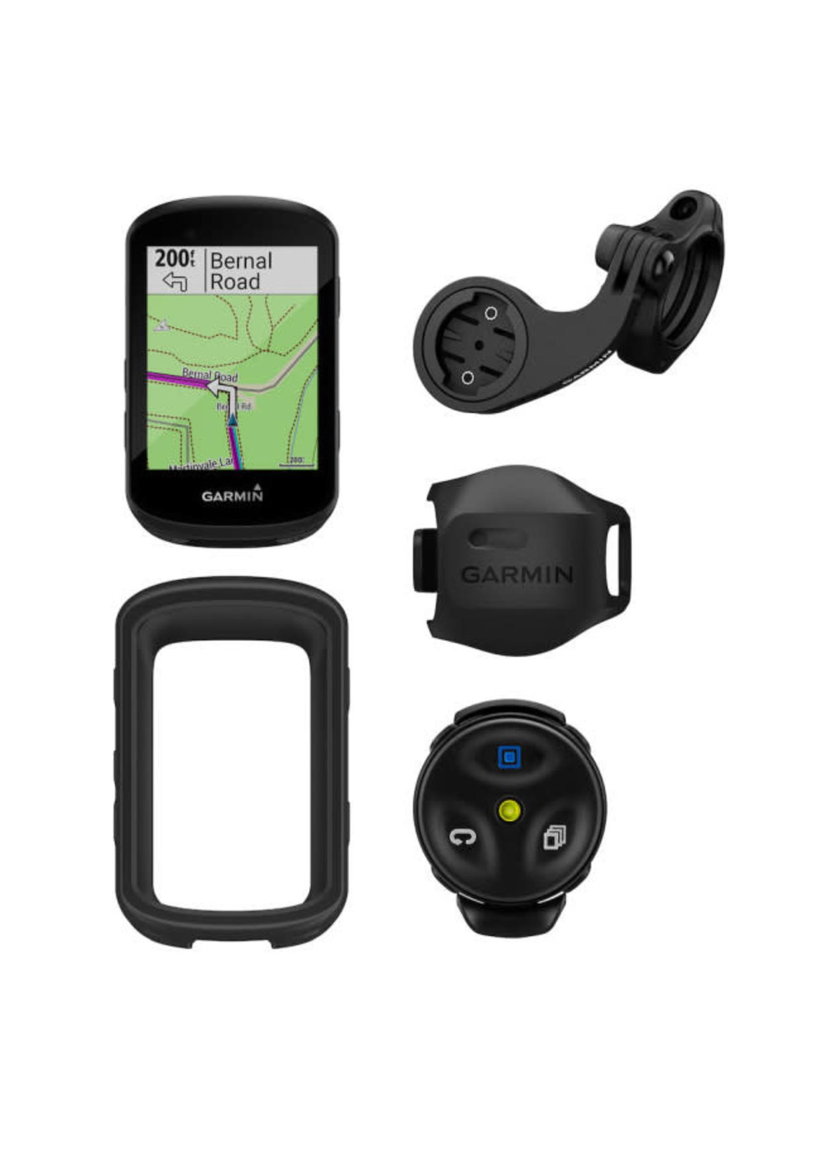 Garmin Garmin, Edge 530 MTN Bundle, Computer, GPS: Yes, HR: Optional, Cadence: Optional, Black, 010-02060-20