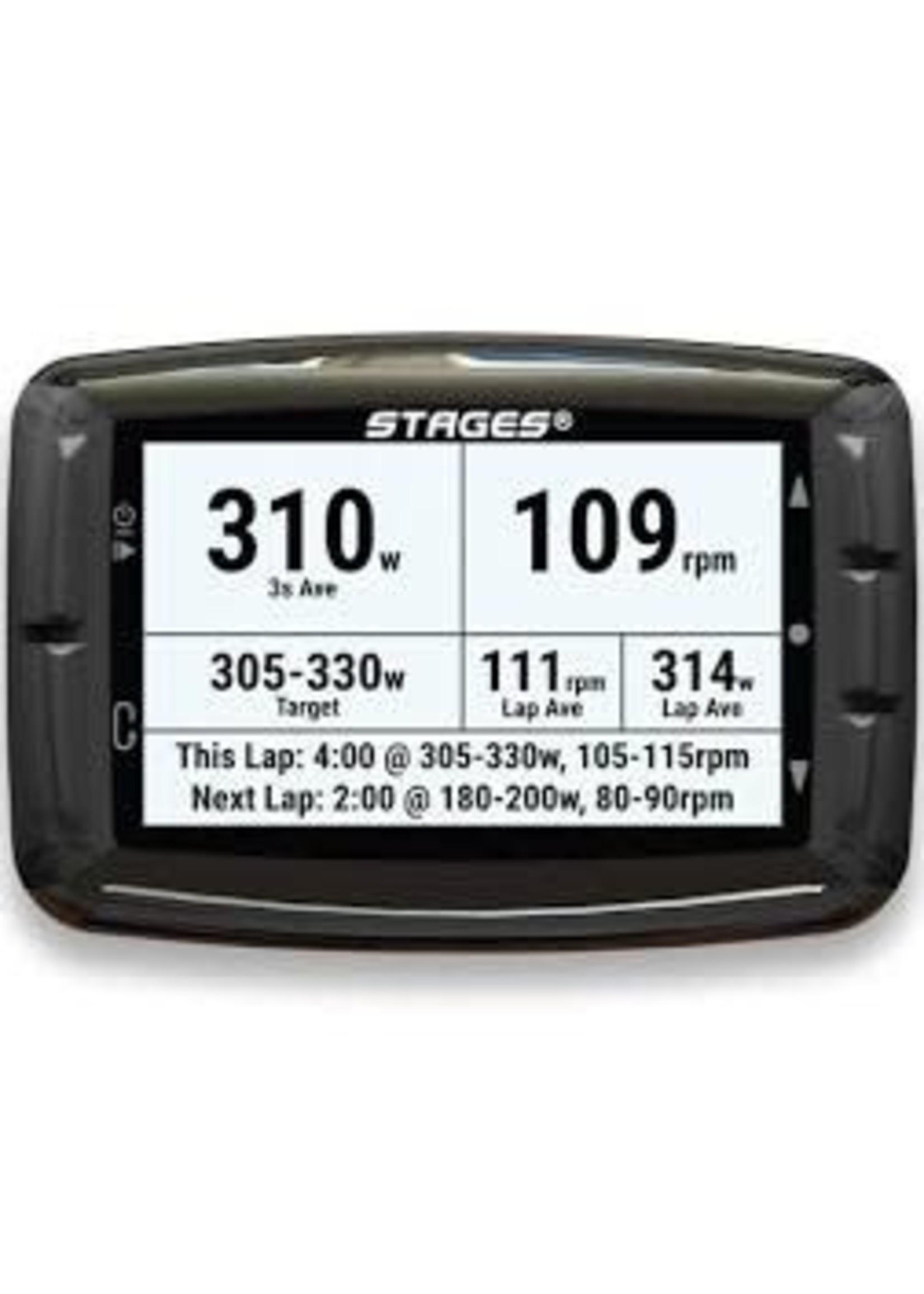 Stages Dash Unit L10 - GPS + training computer