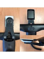 RaceWare SystemBar Garmin and Wahoo mounts