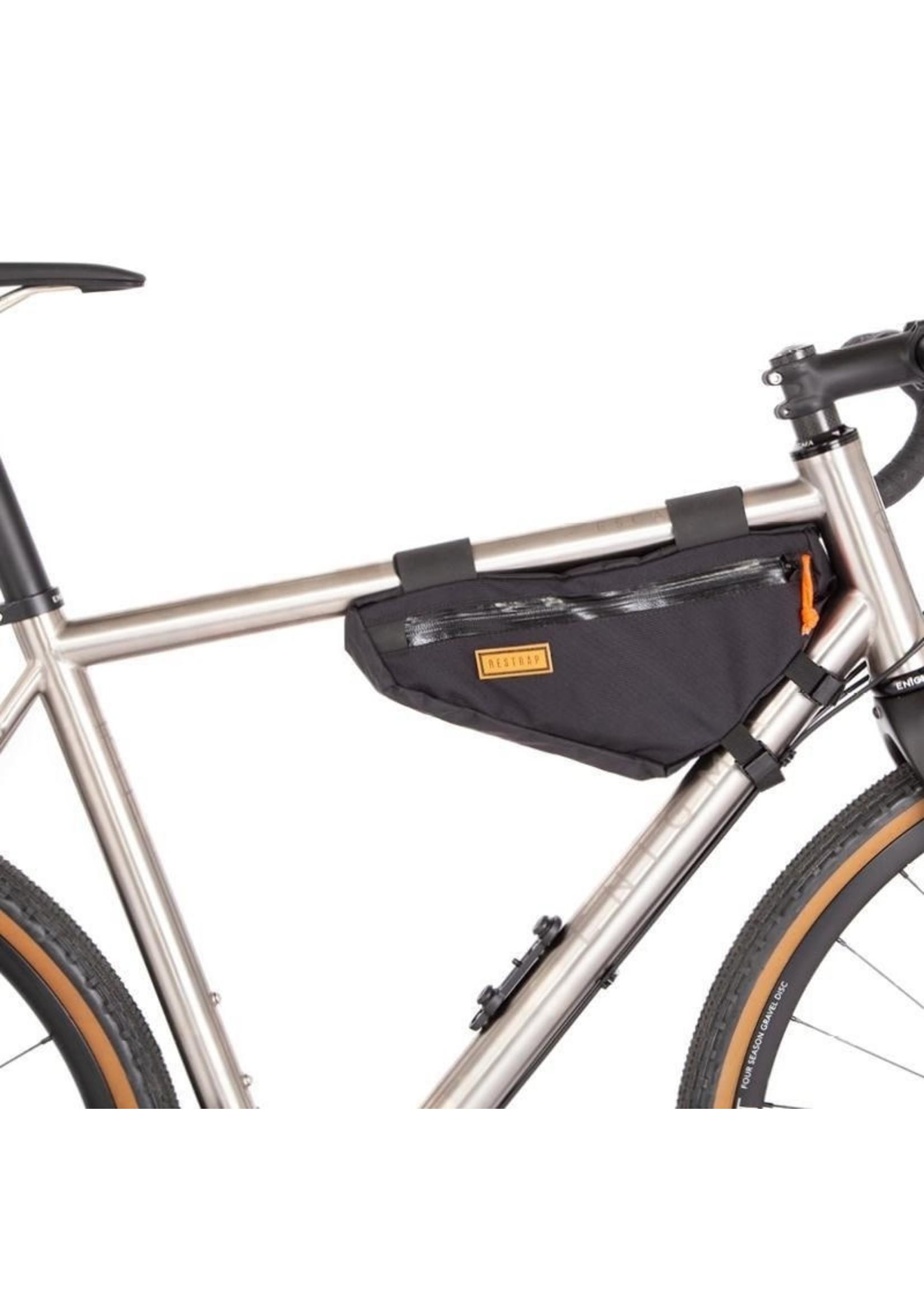 Restrap Restrap Frame Bag, Black