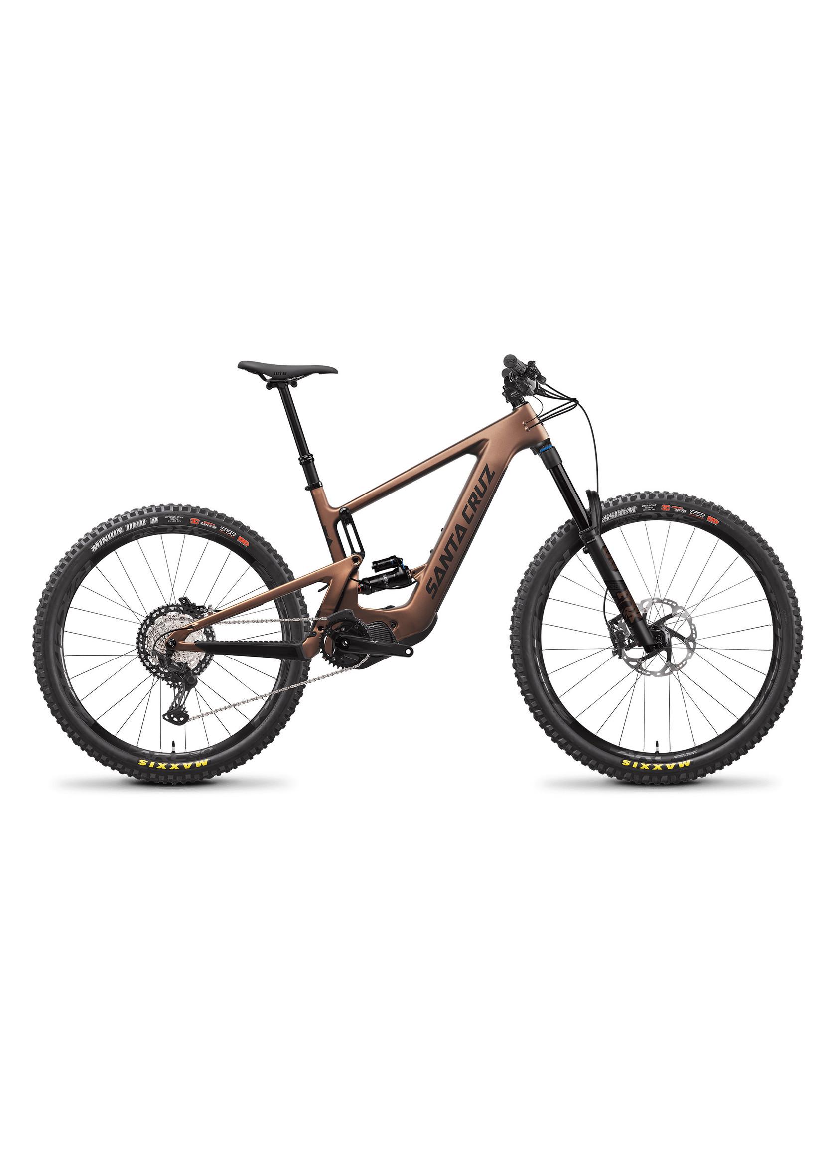 Santa Cruz Bicycles 2021 Santa Cruz Bullit CC, XT