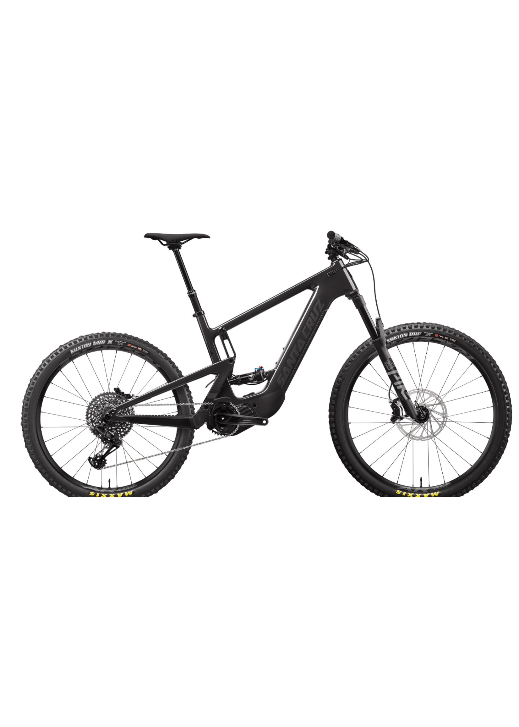 Santa Cruz Bicycles 2021 Santa Cruz Heckler MX CC, S-Kit