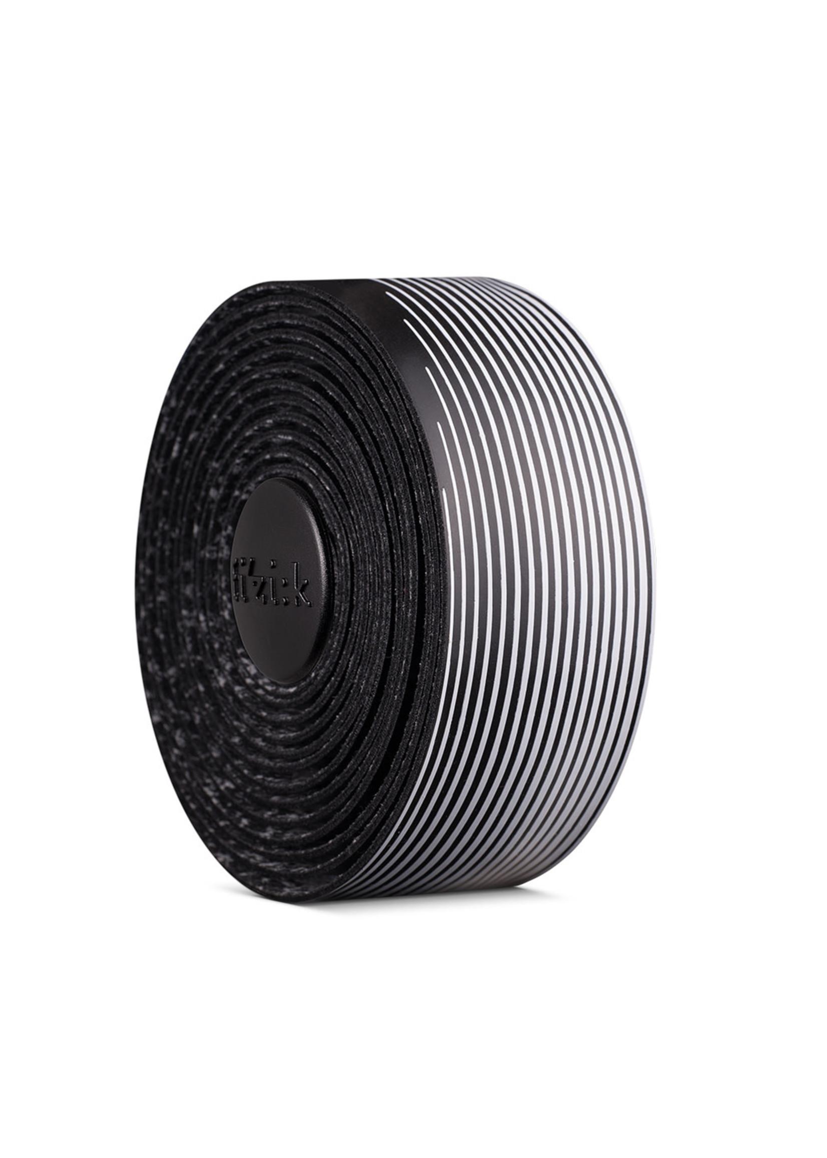 Fizik Fizik Vento - 2mm - Microtex - Tacky - BLACK / WHITE Bar tape