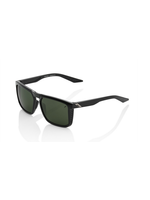 100% 100% Renshaw Gloss Black Grey Green Lens