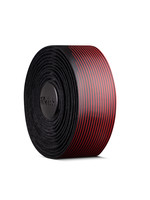 Fizik Vento - 2mm - Microtex - Tacky - BLACK / RED Bar tape