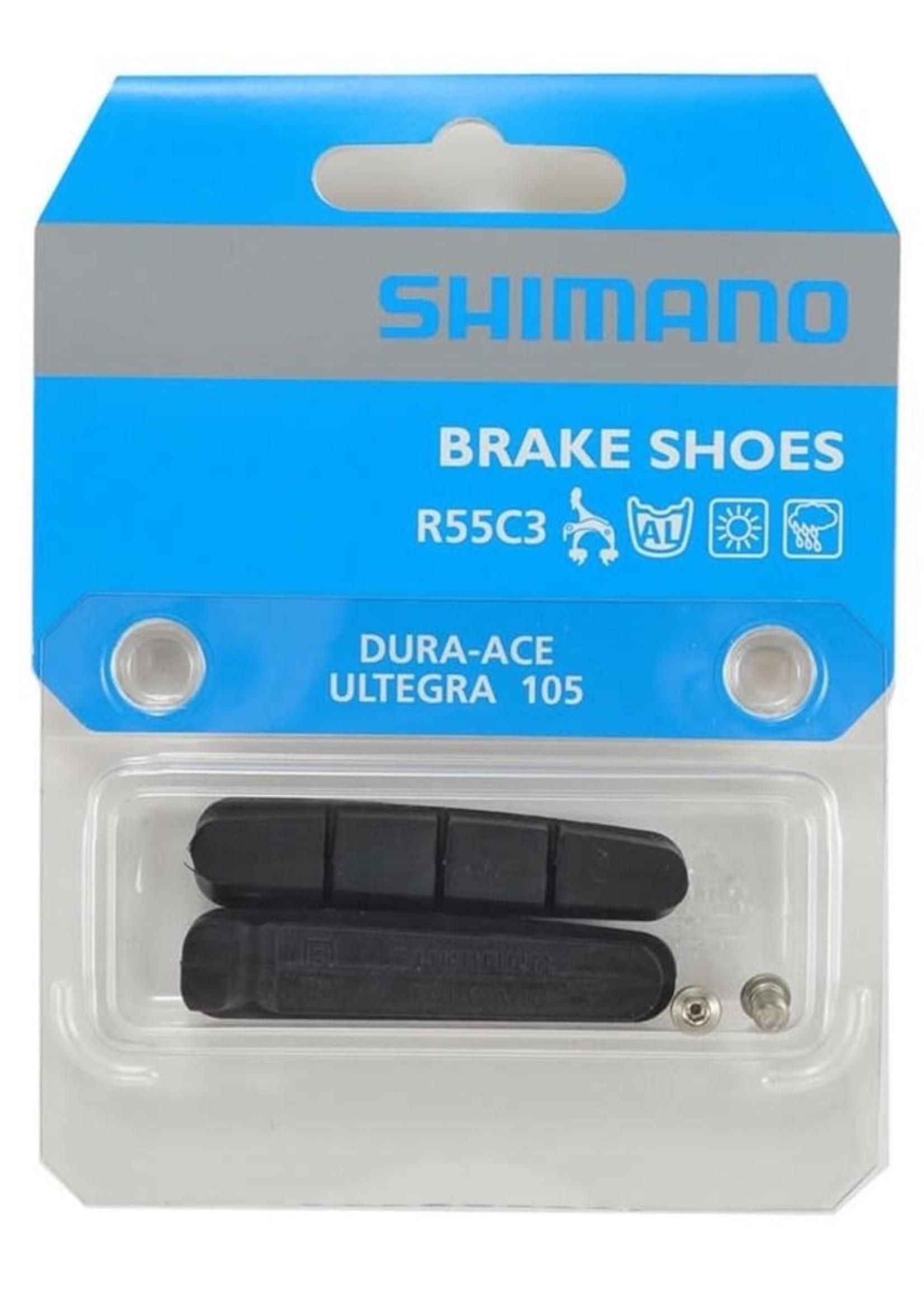 Shimano Shimano, Y8FN98090, R55C3, BR7900, Gommes de remplacement, Paire