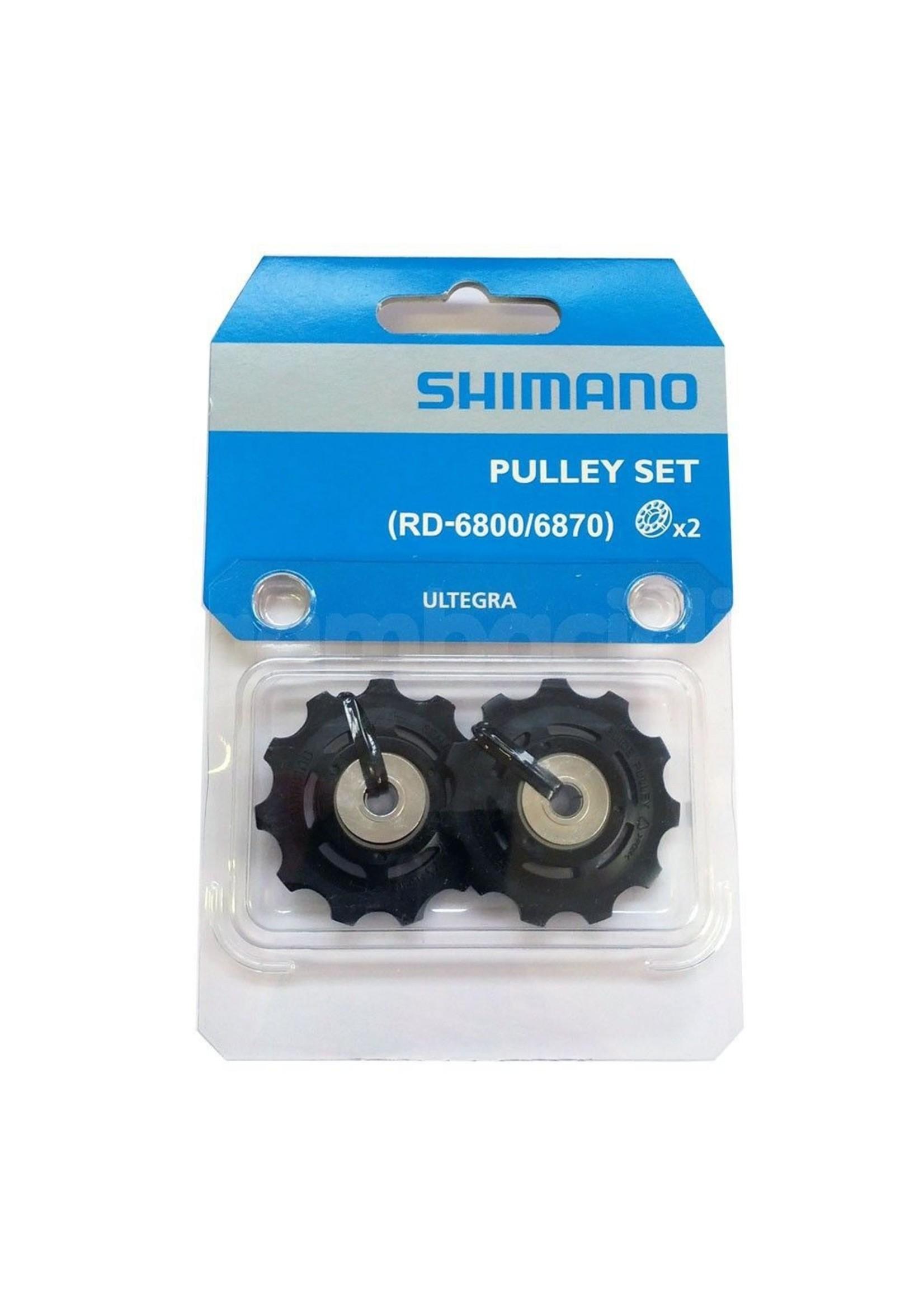 Shimano Shimano, Ultegra RD-6800, Pulley Set, Y5YC98140
